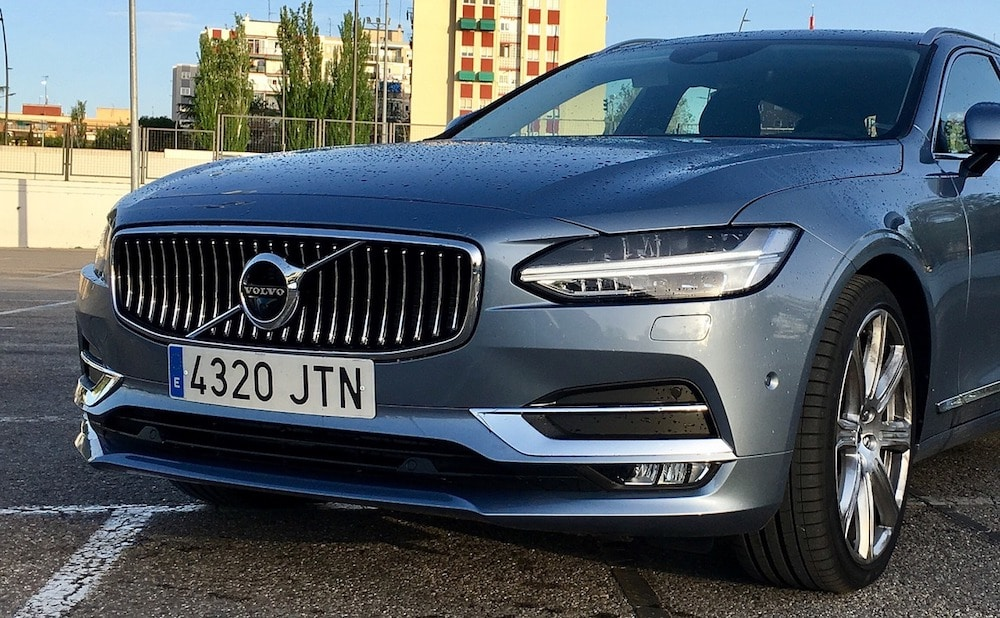 volvo v90 leasing aktion