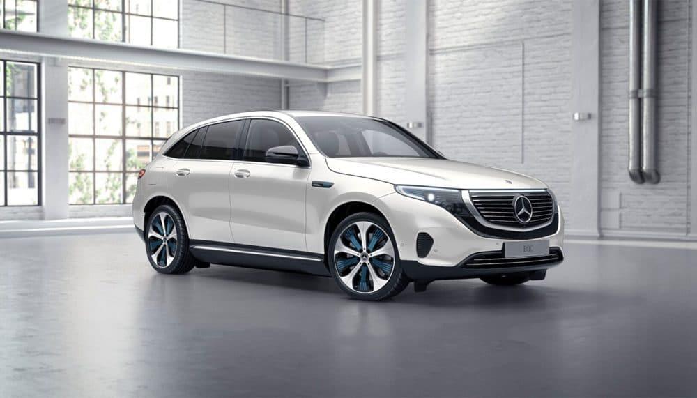 Mercedes EQC | Copyright Daimler