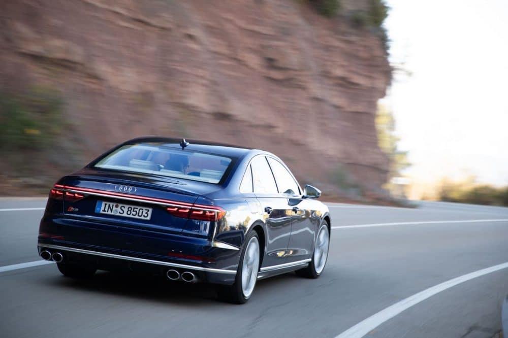Der Audi S8 was du wissen musst und was Käufer des Audi S8 erwartet