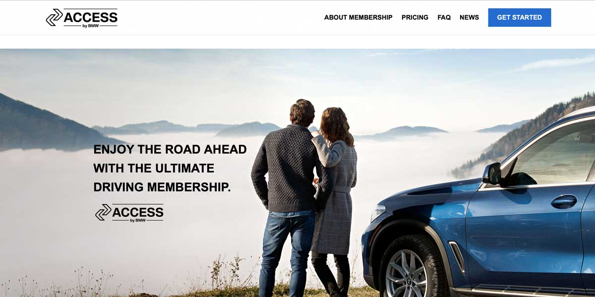 access by bmw auto abo