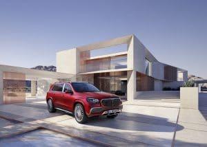 GLS Maybach Luxus SUV