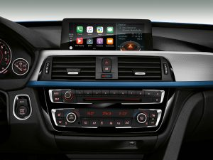 Apple CarPlay im BMW