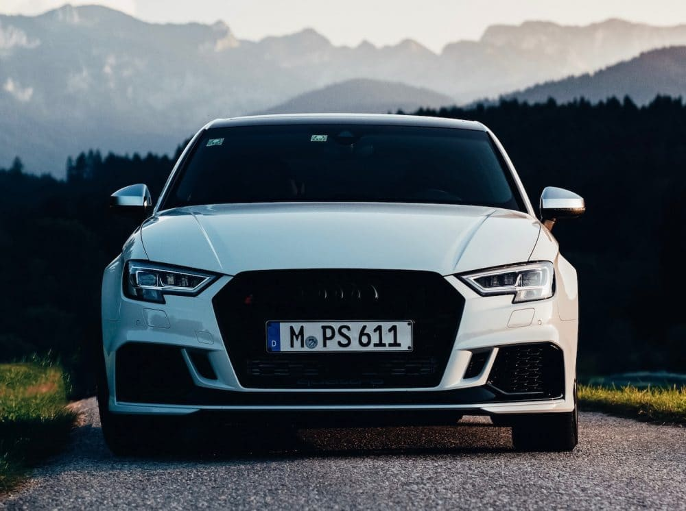 Audi RS3 Leasing Angebote ab 569 € 2021 - Mivodo