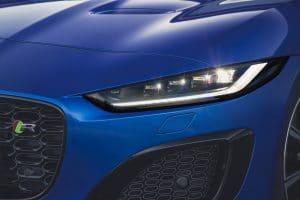 jaguar f-type 2020 Scheinwerfer