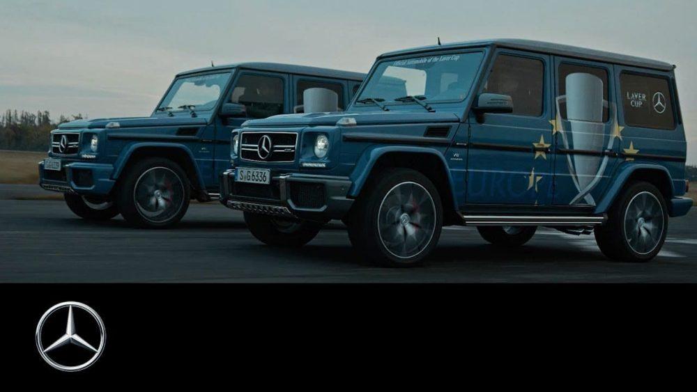 Mercedes Benz verkauft besonders viele SUVs