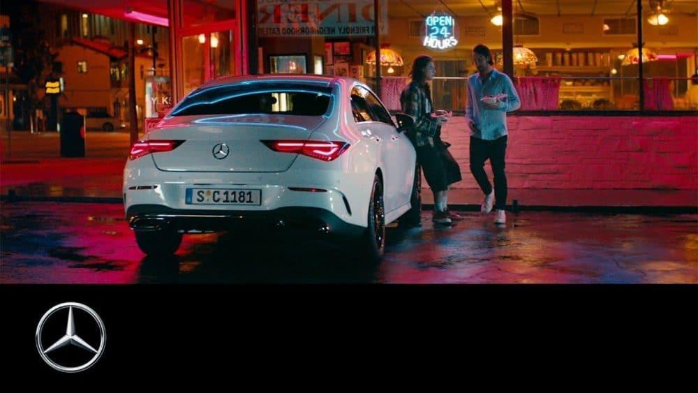 Mercedes in Europa Verkäufe