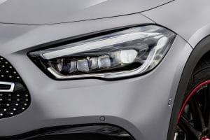Mercedes-Benz GLA 2020 Scheinwerfer