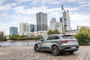 Mercedes-Benz EQC mit schlechten Verkaufszahlen