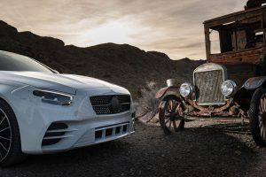 Mercedes-Benz E-Klasse Modellpflege