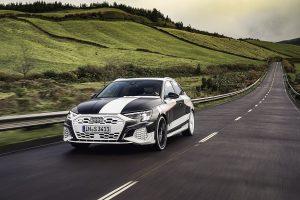 Genfer Autosalon 2020 Audi S3