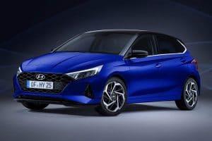 Automesse Genf 2020 Hyundai i20