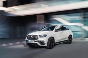 Automesse Genf 2020 Mercedes-AMG GLE 63 Coupé