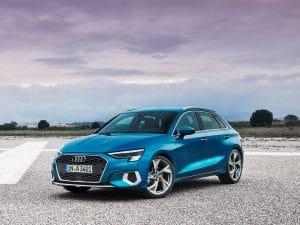 Audi A3 2020 Sportback Design Exterieur