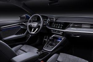 Audi A3 Sportback 2020 Interieur Design