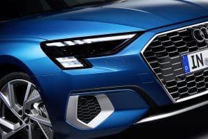 Audi A3 Sportback Scheinwerfer digital LED