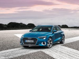 Neuvorstellung Audi A3 2020
