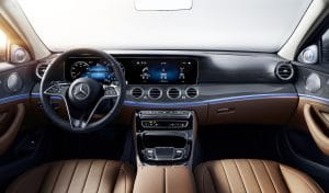 Mercedes E-Klasse MoPf 2020 Interieur Avantgarde