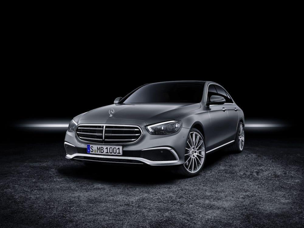Mercedes-Benz E-Klasse 2020 MOPF Exclusive Line