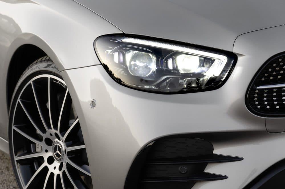 Mercedes E-Klasse MoPf 2020 Frontscheinwerfer Multibeam LED