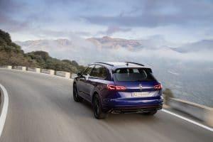 Volkswagen Touareg R Exterieur Design Heck