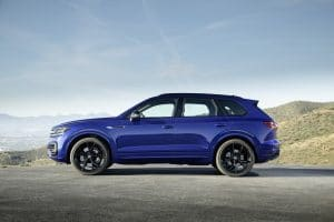 Volkswagen Touareg R Seite