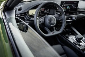 Infotainment System RS5 Facelift 2020