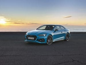 Audi RS5 Coupe Facelift 2020