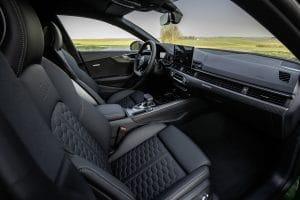 Audi RS5 Facelift 2020 Interieur