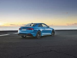 RS5 Coupe Facelift 2020 Heck