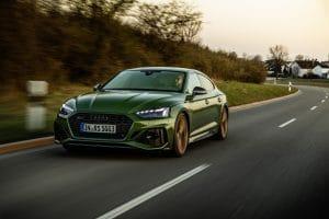 Audi RS5 Sportback Facelift 2020