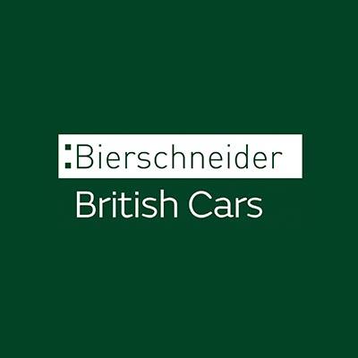 bierschneider british cars logo