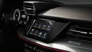 Audi A3 Limousine Infotainment Touchscreen