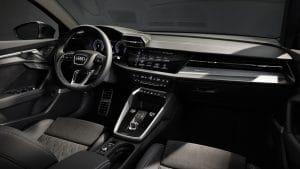 A3 Limousine 2020 Innenraum Interieur