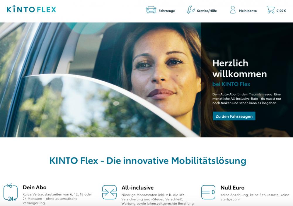 Foto: Screenshot https://www.kinto-flex.de
