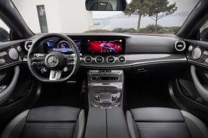 Lenkrad Mercedes AMG E53 Coupe Interieur