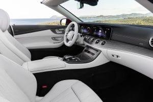 E Cabrio MBUX Facelift 2020