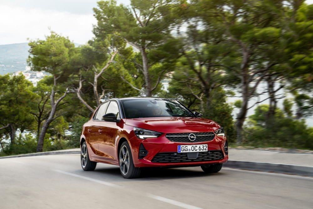 Opel Corsa moderner Kleinwagen
