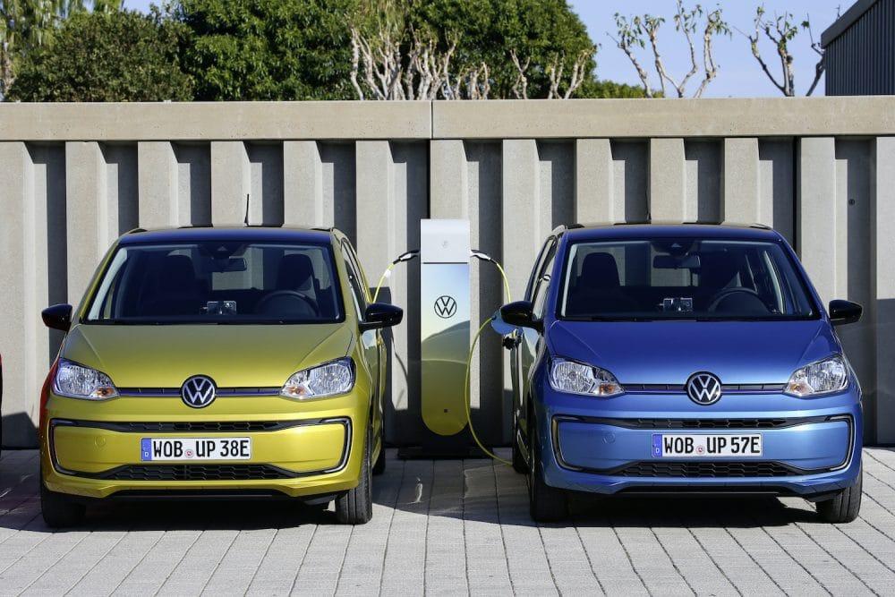 VW e-up bester Kleinwagen 2020