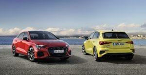 Der neue Audi S3 als Sportback und Limousine 2020