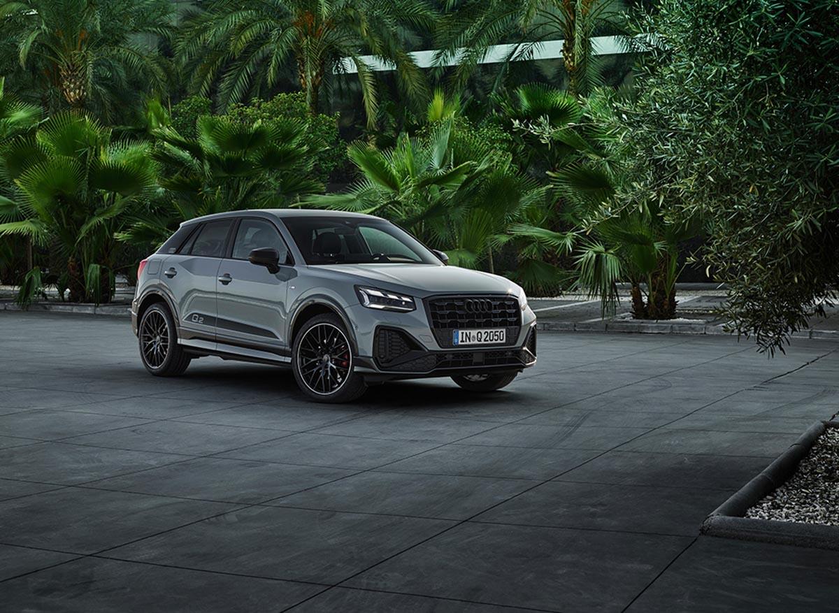 Audi Q2 Facelift 2020 Kompakt Suv In Neuer Top Form Mivodo