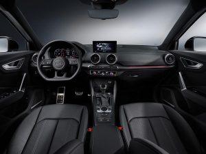 Innenraum Q2 Facelift