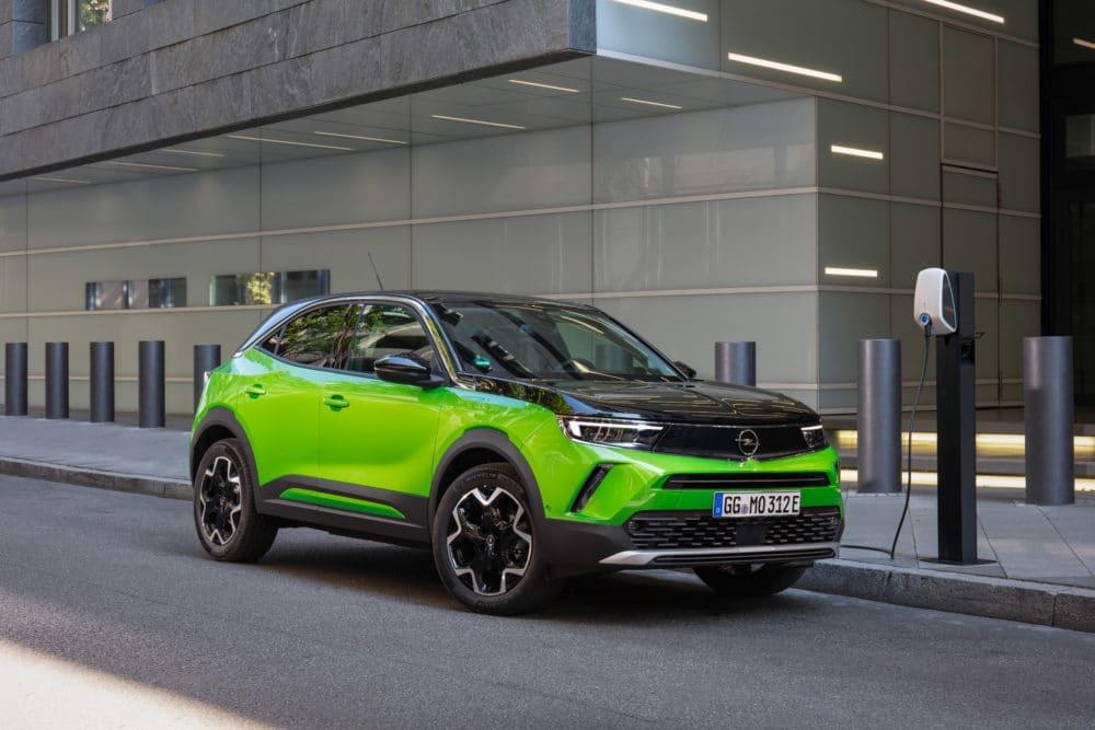 Opel Mokka-e Copyright Opel