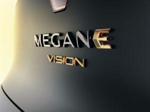 Mégane eVision Copyright Renault