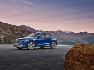 Audi Mittelklasse SUV-Coupé