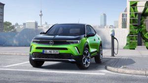 Opel Vizor als neues Markengesicht