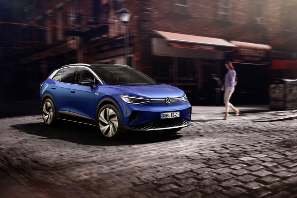 Elektro-SUV ID.4 | Copyright VW
