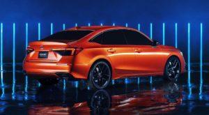 Honda Civic Prototyp | Copyright Honda