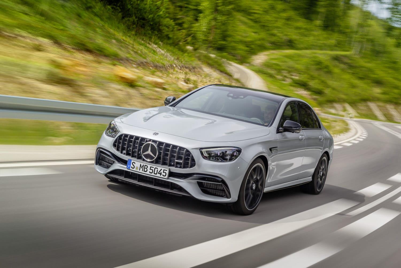 Mercedes E 63 AMG Facelift 2021: alle Details & Neuerungen ...