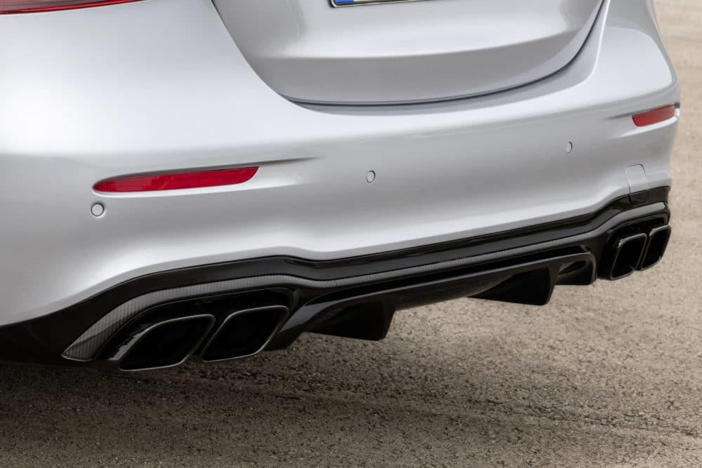 Sound des E63 S AMG Facelift 2020