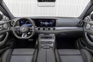 Mercedes-AMG E 63 S Interieur MOPF 2020